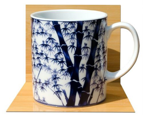 Tea mug Japanese Bamboo